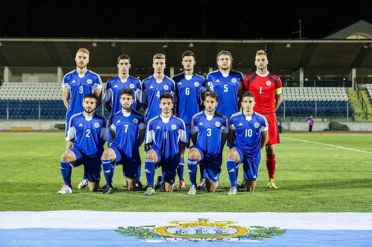 Nazionale Under 21 FSGC