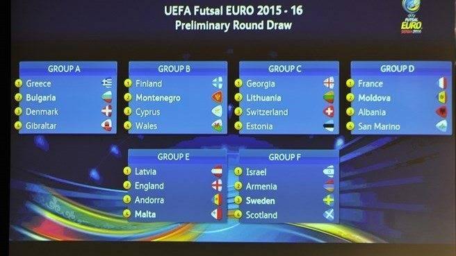 uefa futsal euro 20152016