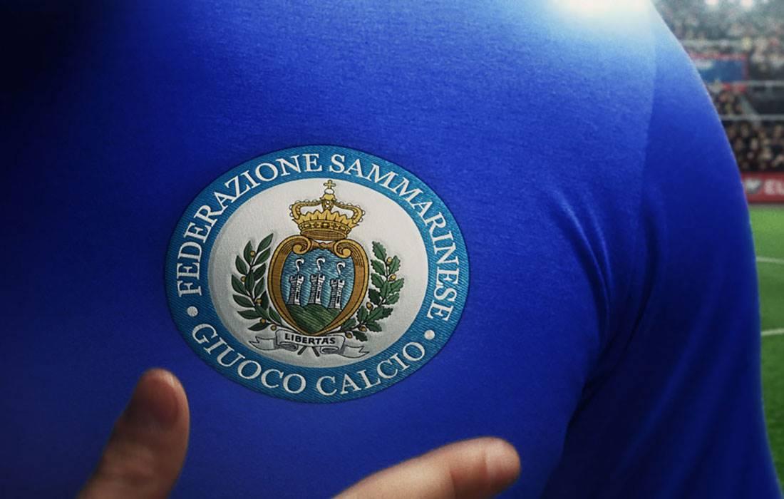 Maglia San Marino Giuoco Calcio