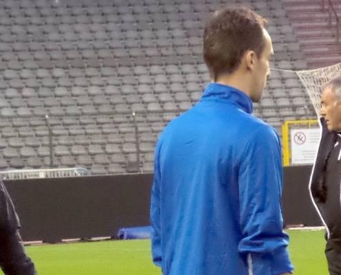 Datazione allenatore Belgie